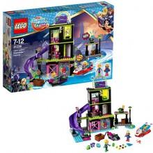 Конструктор Лего Lego Super Hero Girls Супергёрлз Фабрика Криптомитов Лены Лютор 41238