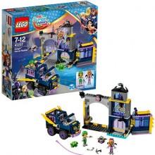 Lego Super Hero Girls Супергёрлз Секретный бункер Бэтгёрл