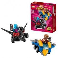 Lego Super Heroes Mighty Micros  Звёздный Лорд против Небулы
