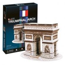Cubic Fun Триумфальная арка (Франция)
