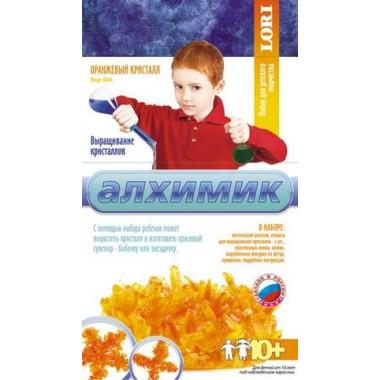 """Выращивание кристаллов """"Оранжевый кристалл"""" Lori Вкр-006"""