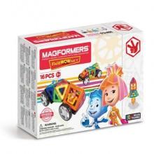 Magformers Fixie WOW set 16 (Фиксики)