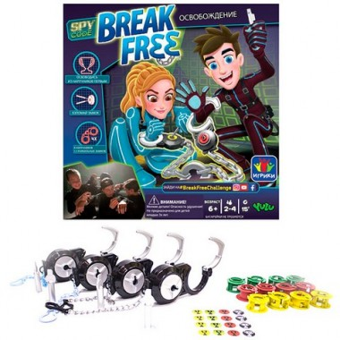 "Break Free Игра ""Освобождение"""