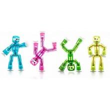 Игрушка фигурка Stikbot, в ассортименте