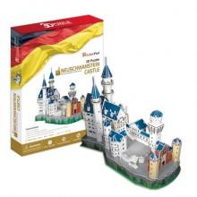 Конструктор Замок Нойшванштайн (Германия) Кубик фан