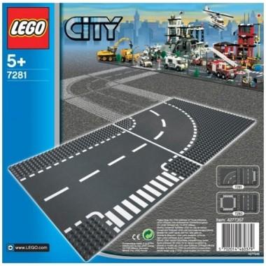 Lego Т образная развязка