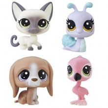 Littlest Pet Shop Зверюшка асс.