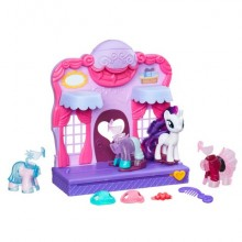 Бутик Рарити в Кантерлоте My Little Pony