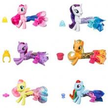 """My Little Pony """"Мерцание"""" Пони в волшебных платьях"""