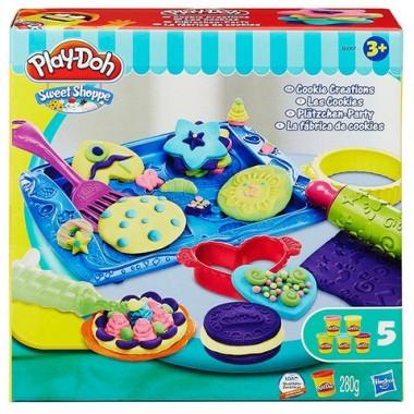 Play-Doh Магазинчик печенья, набор пластилина