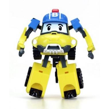 Игрушка Баки трансформер Robocar Poli
