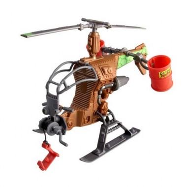 Игрушечный вертолет Черепашки Ниндзя TMNT