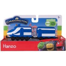 Chuggington набор паровозик с вагончиком Ханзо