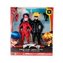 Леди Баг 39810 Кукла Леди Баг и Супер Кот 26 см