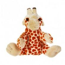 Мягкая игрушка Рукавичка-жираф, 27см