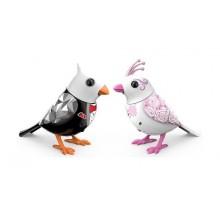 Интерактивные птички жених и невеста Silverlit