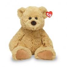 TY Classic Медвежонок Boris (коричневый), 33 см