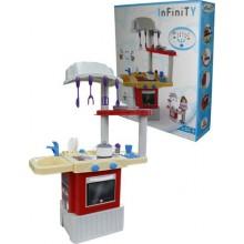 Детская кухня Infinity basic №1Полесье 42279