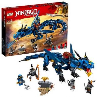 Lego Ninjago Вестник Бури 70652
