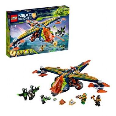 Lego Nexo Knights Аэро-арбалет Аарона 72005