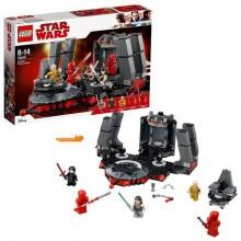 Lego Star Wars Тронный зал Сноука 75216