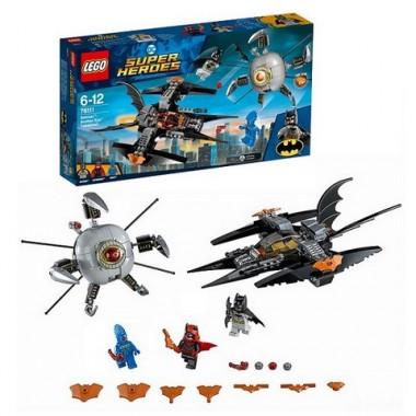Lego Super Heroes Бэтмен: ликвидация Глаза брата 76111