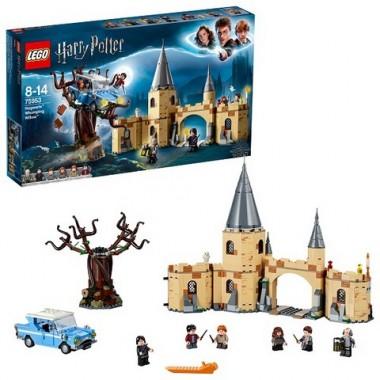 Lego Harry Potter Побег Гремучая ива 75953