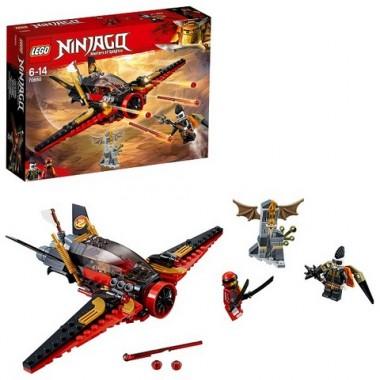 Lego Ninjago 70650 Конструктор Лего Ниндзяго Ниндзяго Крыло судьбы