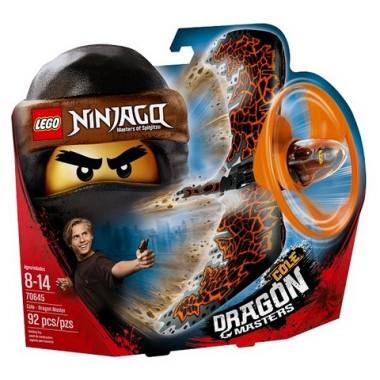 Lego Ninjago Мастер дракона 70645