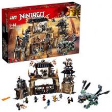 Lego Ninjago Пещера Драконов 70655
