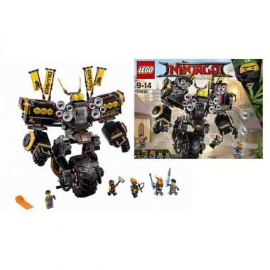 Lego Ninjago Робот Землетрясений 70632