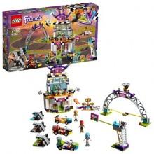 Конструктор Лего LEGO Friends Подружки Большая гонка  41352