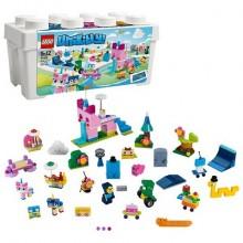 Игрушка Юникитти Коробка кубиков для творческого конструирования Королевство™
