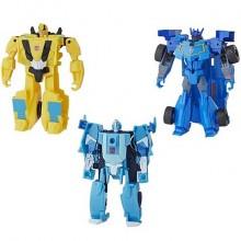 Игрушка Hasbro Transformers ИГРУШКАТРАНСФОРМЕР КИБЕРВСЕЛ. УАН СТЕП в ас-те