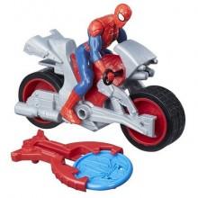 Игрушка Hasbro Spider - man фигуркиЧЕЛОВЕК-ПАУК и стартер
