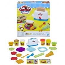 """Игровой набор Hasbro Play - Doh Плей-До """"Тостер"""""""