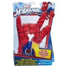 Игрушка Hasbro Spider - man перчатка ЧЕЛОВЕК-ПАУК, звук