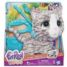 Hasbro Furreal Friends E3504/E4781 Большой питомец на поводке Кошка