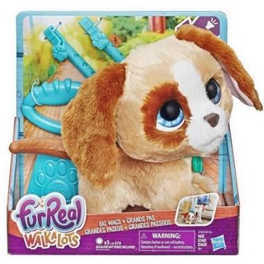 Собачка на поводке Furreal Friends Hasbro