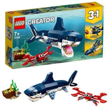 Конструктор Lego Creator Лего Обитатели морских глубин