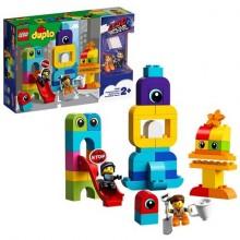 Конструктор Лего LEGO Movie 2: Пришельцы с планеты DUPLO, 10895
