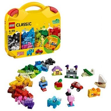LEGO CLASSIC Чемоданчик для творчества и конструирования 10713