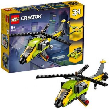 LEGO Creator Приключения на вертолёте
