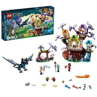 LEGO ELVES Нападение летучих мышей на Дерево эльфийских звёзд