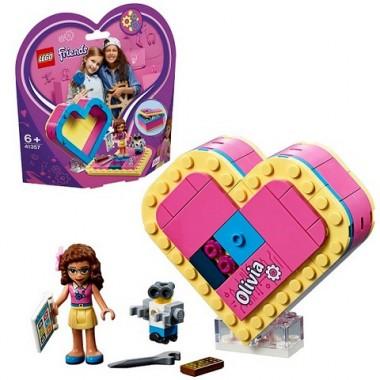 Lego Friends Конструктор Лего Шкатулка-сердечко Оливии
