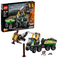 LEGO Technic Лесозаготовительная машина 42080