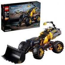 LEGO Technic VOLVO колёсный погрузчик ZEUX  42081