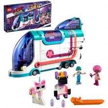 Конструктор Лего LEGO Movie 2: Автобус для вечеринки 70828