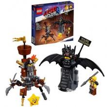 Конструктор Лего LEGO Movie 2: Боевой Бэтмен и Железная борода 70836