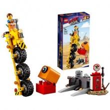 LEGO Movie 2: Трехколёсный велосипед Эммета! 70823